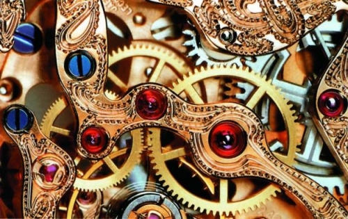 Часы и время на фото