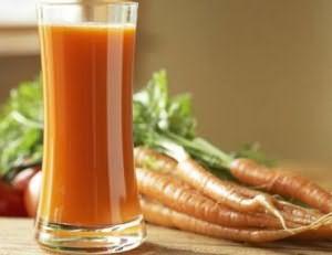 Морковный сок при сахарном диабете