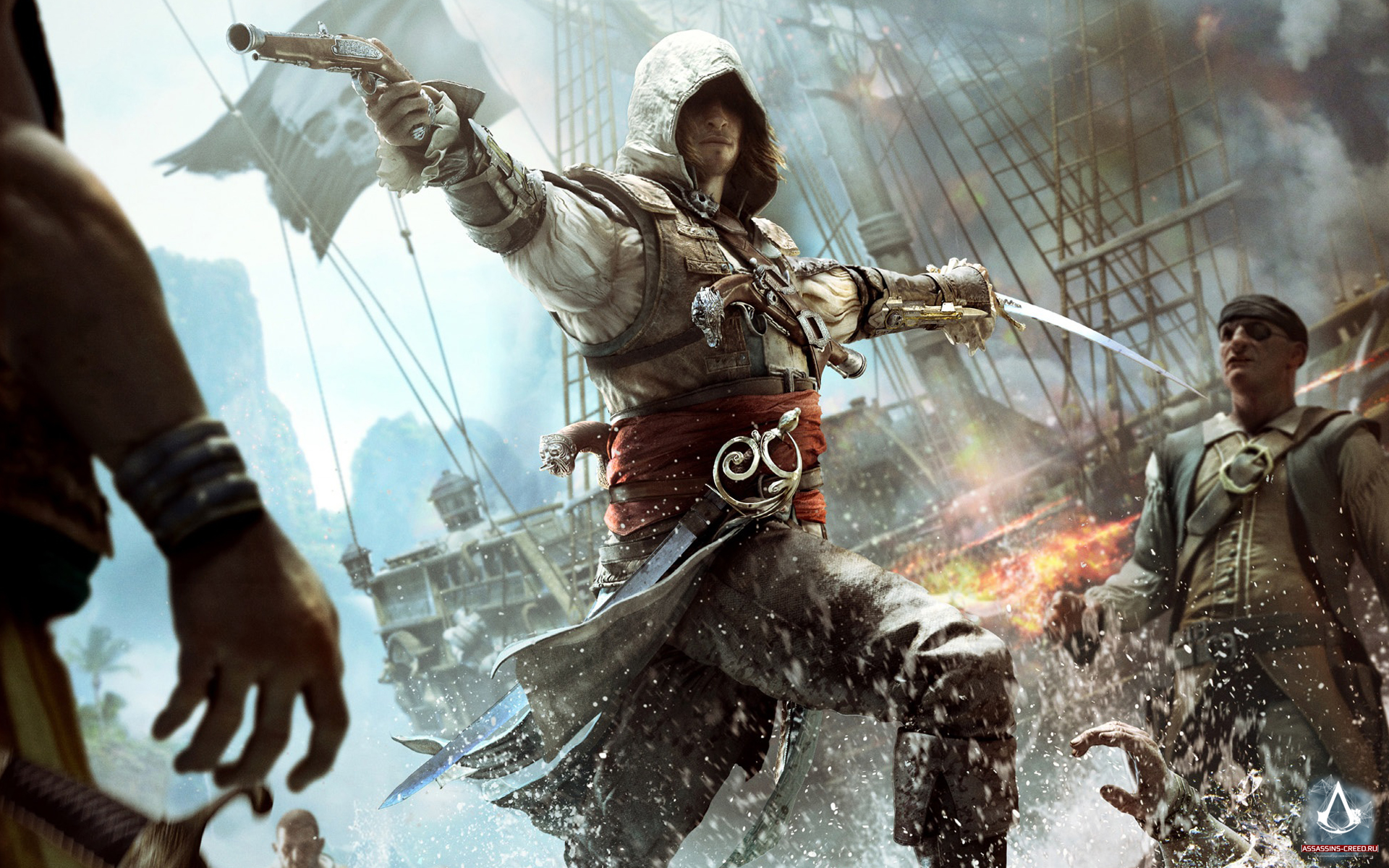 Следующая часть Assassin's Cred может перенестись в Японию