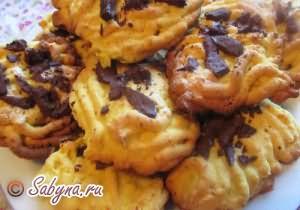 Печенье из кукурузной муки-1