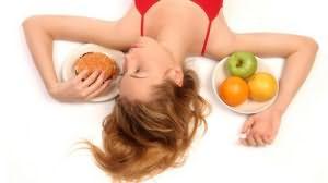Питание при сахарном диабете 1 и 2 типа