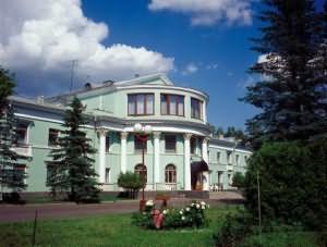 ПОДМОСКОВЬЕ санаторий УДП РФ