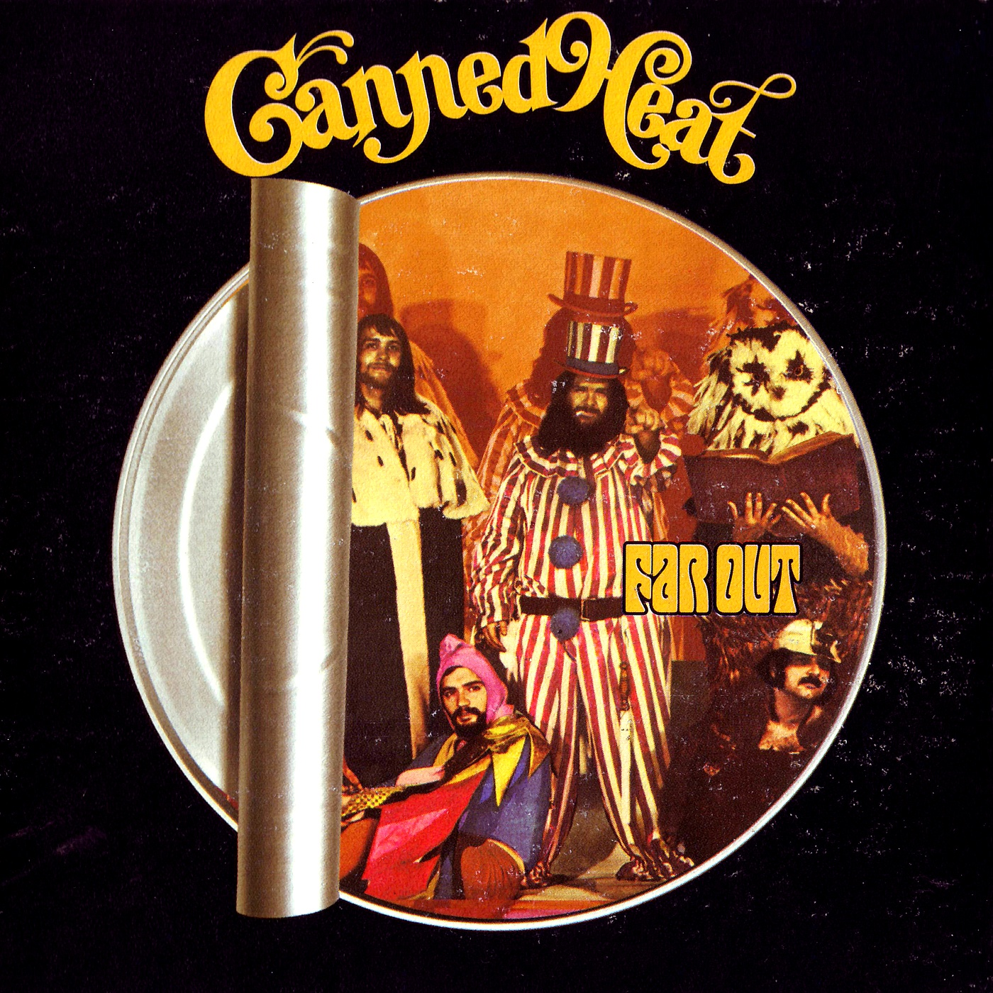 Canned Heat - Far Out (2001)