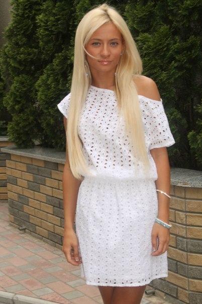 Фото платья из ткани шитье