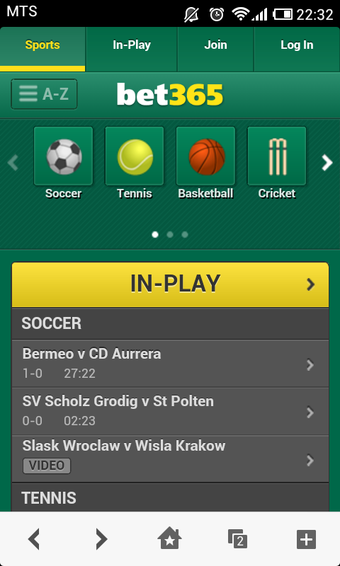 49s results bet365