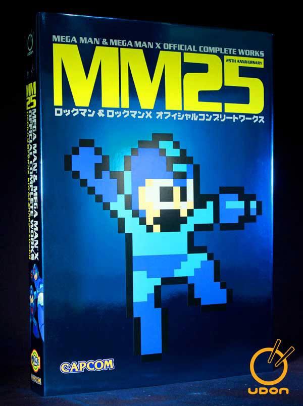 Udon объявила о планах по выпуску ограниченной серии артбуков, приуроченных к 25 летию франшизы Mega Man | эксклюзив интервью