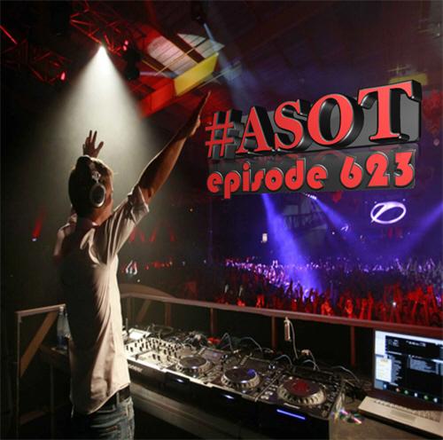 Armin van Buuren - A State of Trance 623 [SBD] (2013) MP3