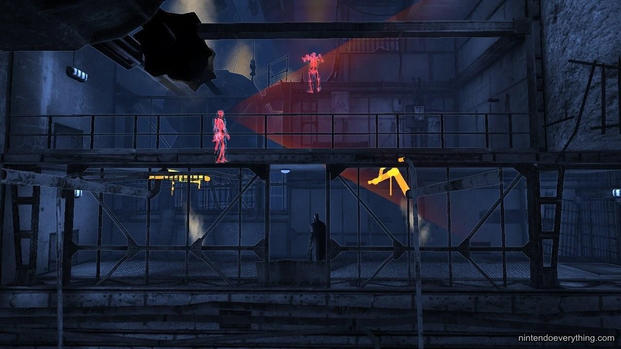 Новые скриншоты Batman: Arkham Origins – Blackgate | игра 3D