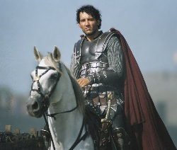 Як англы і саксы «дапамаглі» Брыт і трохі пра караля Артура