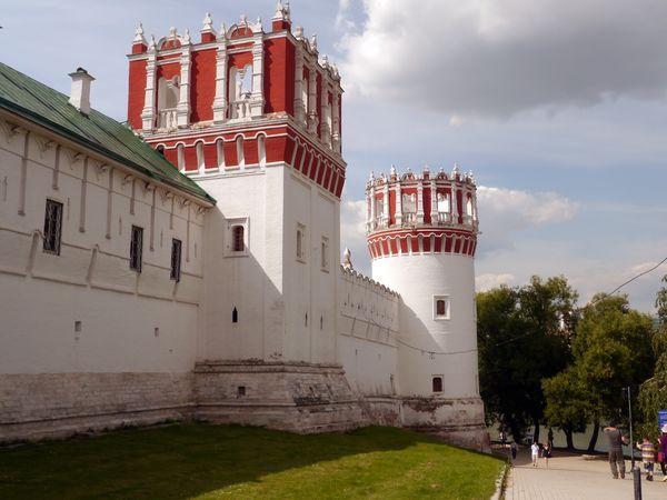 Картинки по запросу Софьина башня, Новодевичий монастырь