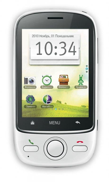 Megafon смартфон 4