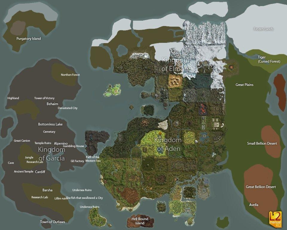 карта страниц бсфг карта