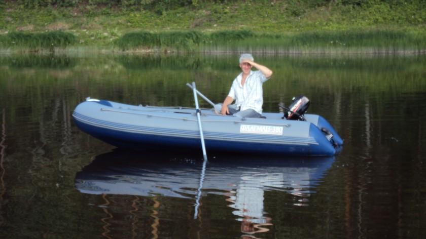 лодка перекат 4000 северодвинск