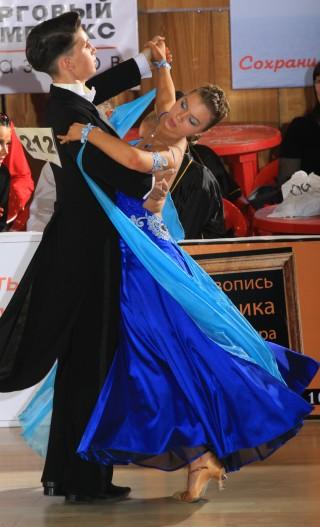 Кристаллы Сваровски в бальных танцах 2