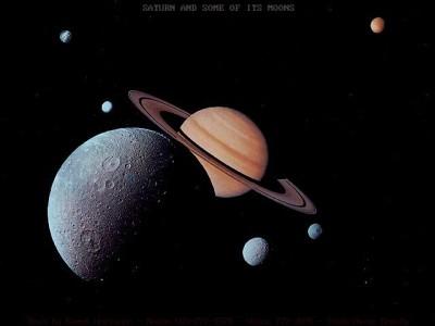 Як адбываецца рух планет?