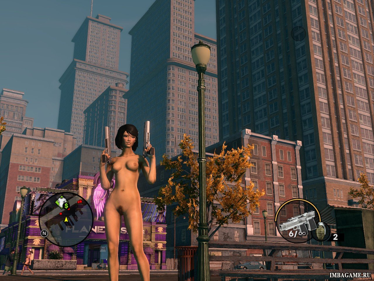 Saints row 2 nude strippers anime scene