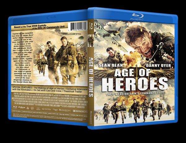 Эпоха героев / Age of Heroes (2011) BDRip