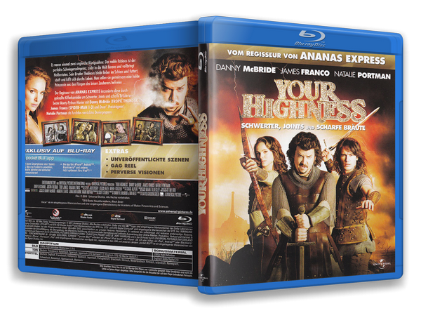 ������� ������ / Your Highness (2011) BDRip-AVC