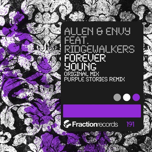 (Trance) Allen & Envy feat. Ridgewalkers- Forever Young (Fraction Records [FRA191]) WEB - 2013, FLAC (tracks), lossless