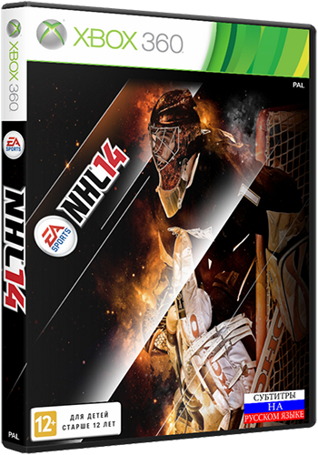 [XBOX360] NHL 14 (2013) Freeboot