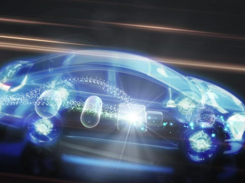 Toyota объявила во всеуслышание, что готовит к автосалону во Франкфурте...