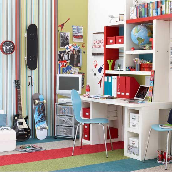 Декор школьной комнаты