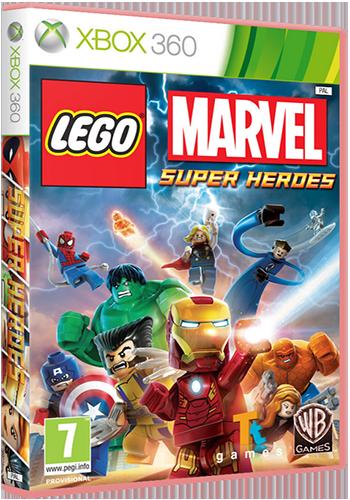 LEGO Marvel Super Heroes (2013) XBOX360 | Region Free