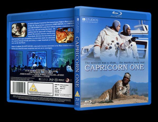 Козерог один / Capricorn One (1977) DVDRip