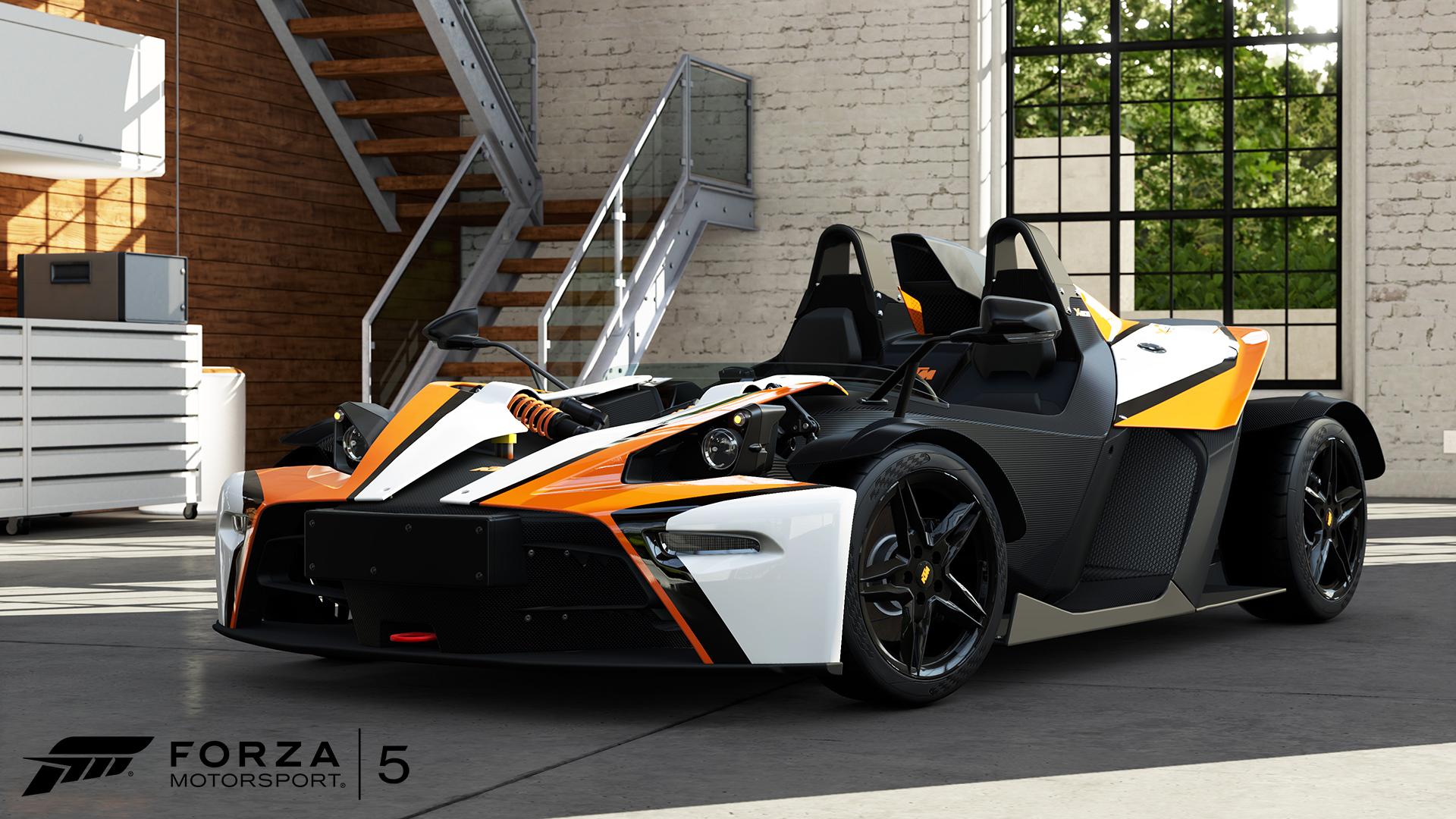Forza Motorsport 5: новые скриншоты и список автомобилей
