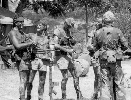 Операція «Бінбег», або Останній бій родезійської SAS