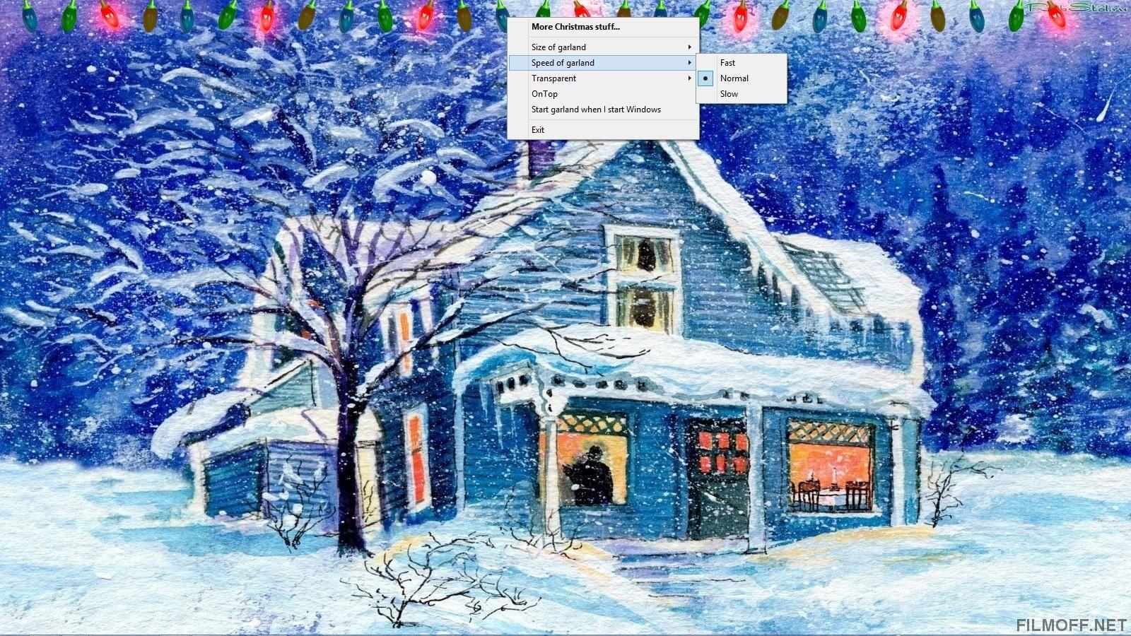 Christmas Garland Lights 1.1 (2013) PC