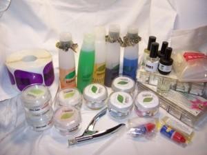 Матеріали для нарощування нігтів