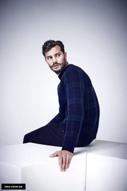 50 Shades Of Grey Actor Jamie Dornan Photoshoot and Fashion Campaigns