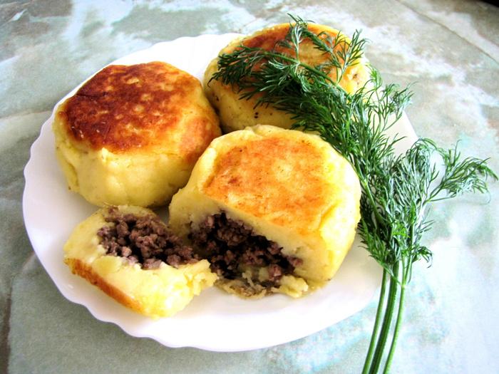 Рецепт картопляников