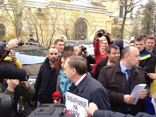 Лавринович: З'їзд суддів зірвали, тому що він міг прийняти небажане для влади рішення