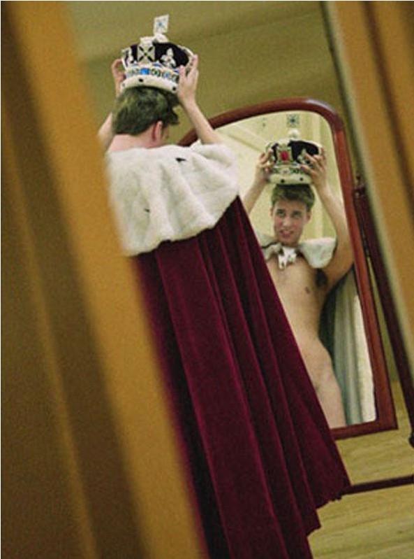 Поддельная королевская семья в фотографиях Элисон Джексон. Часть 2. Откровенная