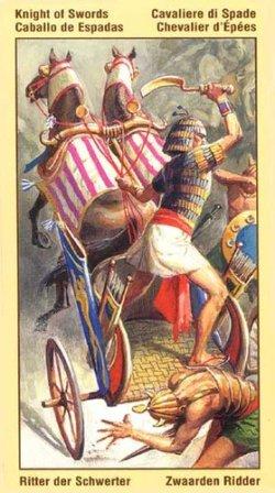 Расклады карты таро фараон