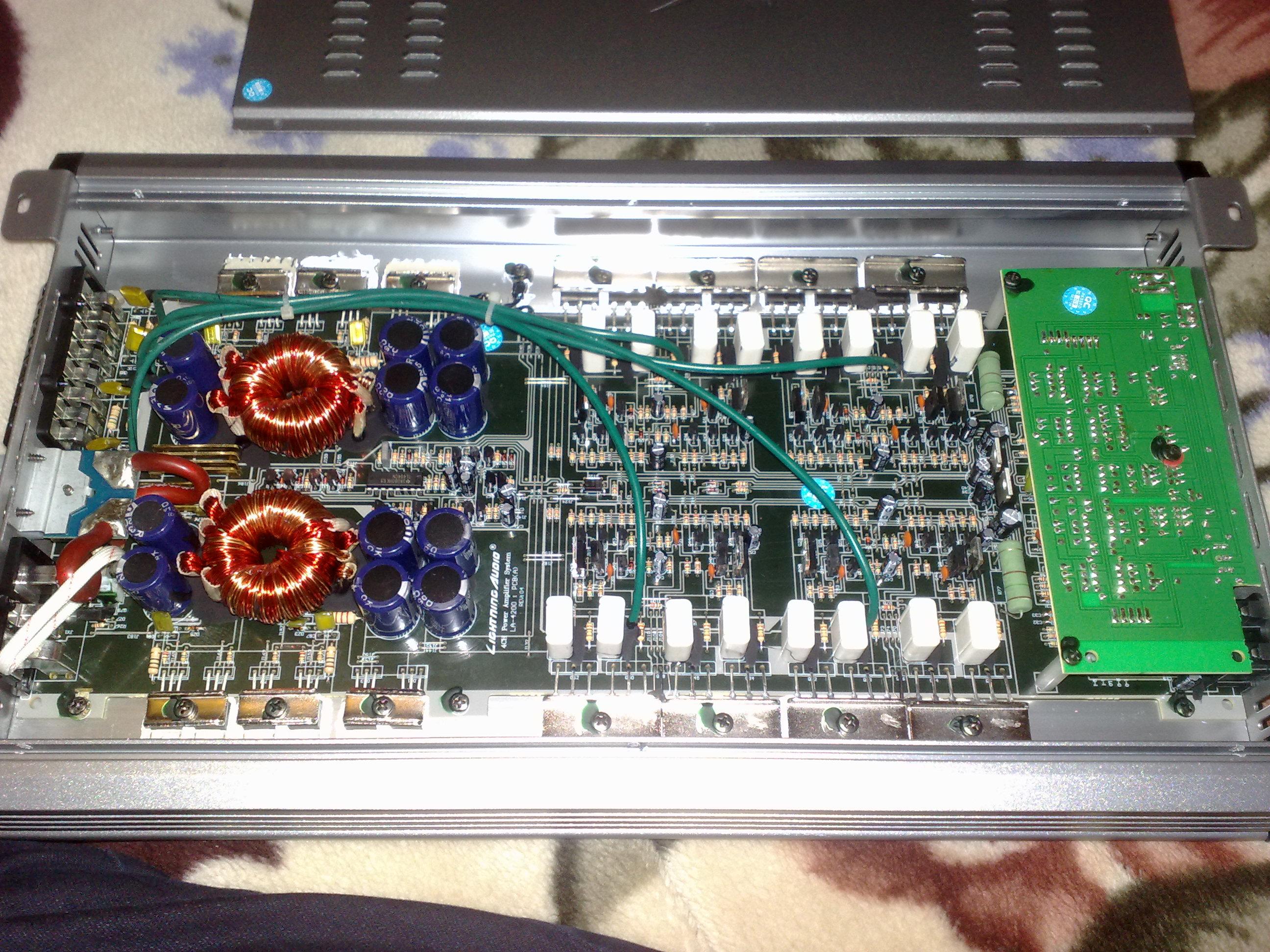 инструкция lightning audio la 4200