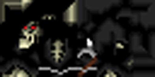 майнкрафт скин смерть #4
