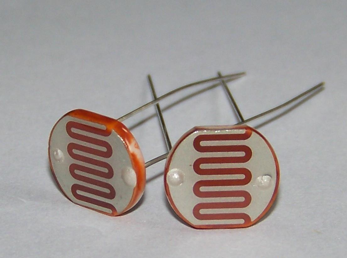 как и где используется фоторезистор часть современных миссий