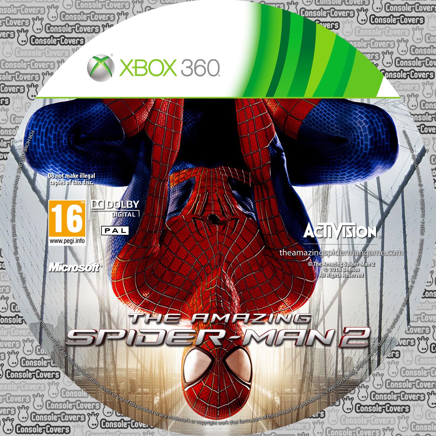 Amazing Spider-Man 2 CD.jpg